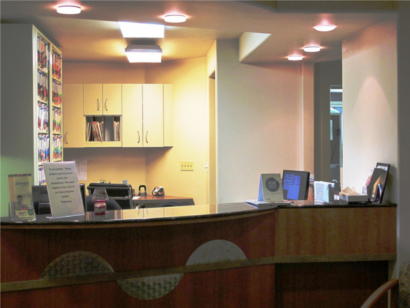 office-reception